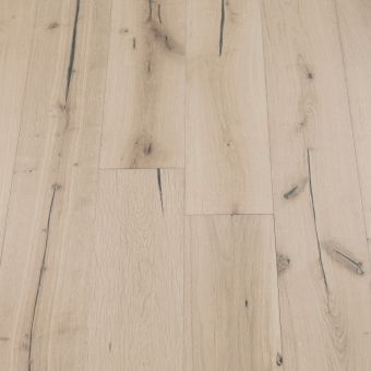 Granite Distressed - 190mm x 18/3mm x Random Lengths Brush & UV Oiled Engineered Wood Flooring