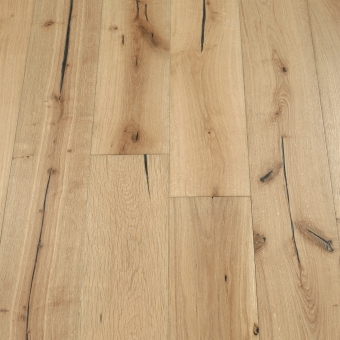 Marine Distressed - 190mm x 18/3mm x Random Lengths Brush & UV Oiled Engineered Wood Flooring