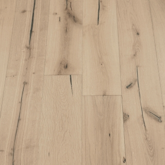 Sand Distressed -190mm x 18/3mm x Random Lengths Brush & UV Oiled Engineered Wood Flooring