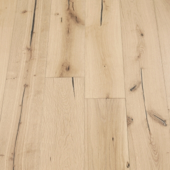 Satin Distressed - 190mm x 18/3mm x Random Lengths Brush & UV Oiled Engineered Wood Flooring