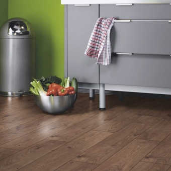 Atlas Oak Coffee 12mm Kronotex Robusto Laminate Flooring