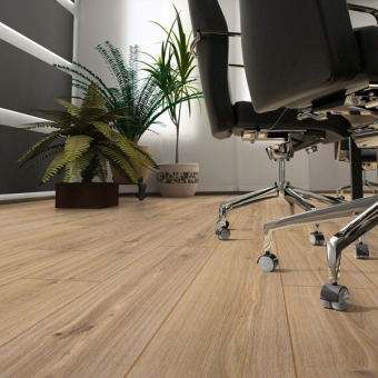 Grand Oak Nature 12mm Kronotex Robusto Laminate Flooring
