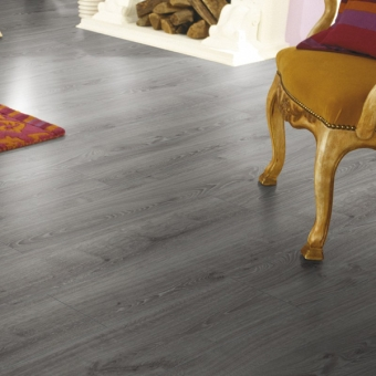 Timeless Oak Grey 12mm Kronotex Robusto Laminate Flooring