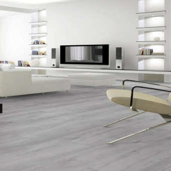 Nevada Grey 12mm American Long Plank Laminate Flooring