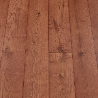 Classic Plus Carmine - 190mm x 18/4mm x 1900mm Rustic Grade Brush & UV Oiled Engineered Wood Flooring