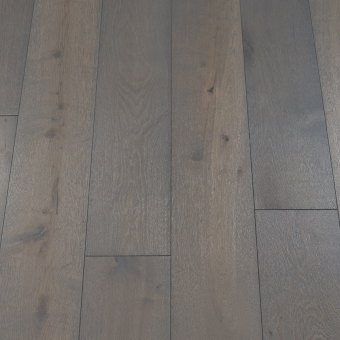 Classic Boulder - 190mm x 14/3mm x 1900mm Rustic Grade Brush & UV Oiled Click Engineered Wood Flooring