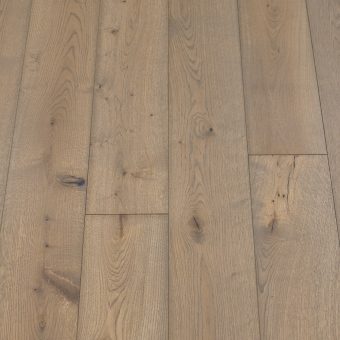Classic Iron -190mm x 14/3mm x 1900mm Rustic Grade Brush & UV Oiled Click Engineered Wood Flooring