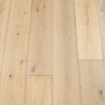 Classic Plus Linen - 190mm x 18/4mm x 1900mm Rustic Grade Brush & UV Oiled Engineered Wood Flooring
