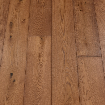 Classic Plus Mahogany - 190mm x 18/4mm x 1900mm Rustic Grade Brush & UV Oiled Engineered Wood Flooring