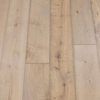 Classic Moonstone - 190mm x 14/3mm x 1900mm Rustic Grade Brush & UV Oiled Click Engineered Wood Flooring