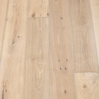 Classic Plus Platinum - 190mm x 18/4mm x 1900mm Rustic Grade Brush & UV Oiled Engineered Wood Flooring
