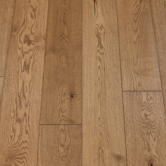 Classic Prune - 190mm x 14/3mm x 1900mm Rustic Grade Brush & UV Oiled Click Engineered Wood Flooring