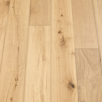 Classic Plus Satin 5% - 190mm x 18/4mm x 1900mm Rustic Grade Brush & UV Oiled Engineered Wood Flooring