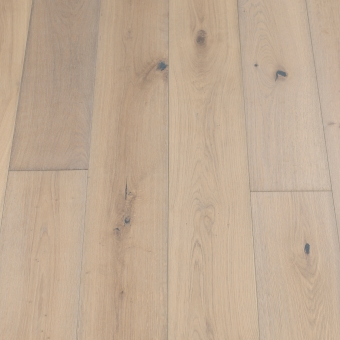 Classic Plus Shale - 190mm x 18/4mm x 1900mm Rustic Grade Brush & UV Oiled Engineered Wood Flooring