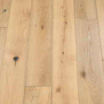 Classic Plus Shandy - 190mm x 18/4mm x 1900mm Rustic Grade Brush & UV Oiled Engineered Wood Flooring