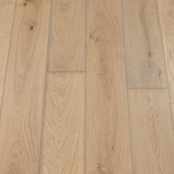 Classic Taupe -190mm x 14/3mm x 1900mm Rustic Grade Brush & UV Oiled Click Engineered Wood Flooring