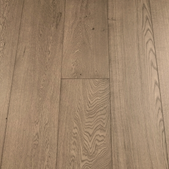 Select Ash - 235mm x 18/3mm x 1900mm Select & Better Grade Engineered Brush & UV Oiled Wood Flooring