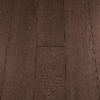 Select Bark - 235mm x 18/3mm x 1900mm Select & Better Grade Engineered Brush & UV Oiled Wood Flooring