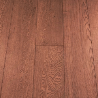 Select Carmine - 235mm x 18/3mm x 1900mm Select & Better Grade Engineered Brush & UV Oiled Wood Flooring