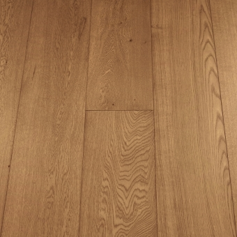Select Chestnut - 235mm x 18/3mm x 1900mm Select & Better Grade Engineered Brush & UV Oiled Wood Flooring