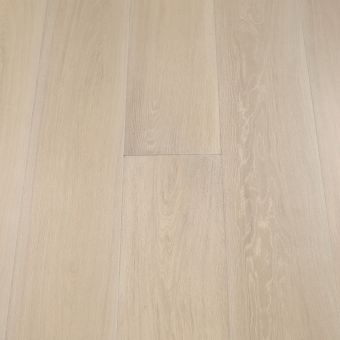Select Glacier - 235mm x 18/3mm x 1900mm Select & Better Grade Engineered Brush & UV Oiled Wood Flooring