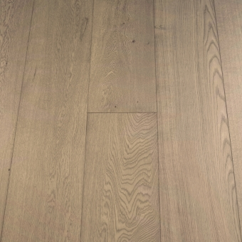 Select Iron - 235mm x 18/3mm x 1900mm Select & Better Grade Engineered Brush & UV Oiled Wood Flooring