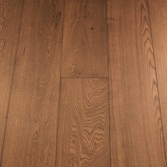 Select Mahogany - 235mm x 18/3mm x 1900mm Select & Better Grade Engineered Brush & UV Oiled Wood Flooring