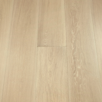Select Pebble - 235mm x 18/3mm x 1900mm Select & Better Grade Engineered Brush & UV Oiled Wood Flooring