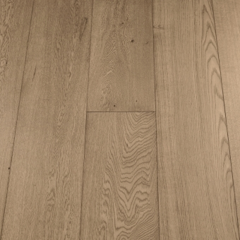Select Slate - 235mm x 18/3mm x 1900mm Select & Better Grade Engineered Brush & UV Oiled Wood Flooring