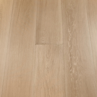 Select Taupe - 235mm x 18/3mm x 1900mm Select & Better Grade Engineered Brush & UV Oiled Wood Flooring