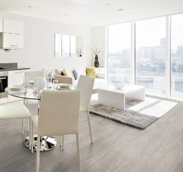 All you need to know about different types of Luxury Vinyl Flooring