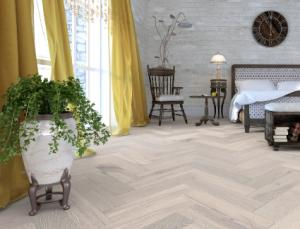 Bespoke Herringbone Wood Flooring Trends